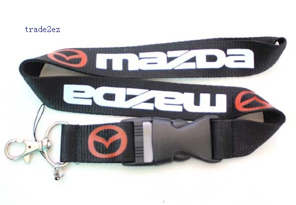 Mazda Motor Corporation Lanyard ID card Phone Strap