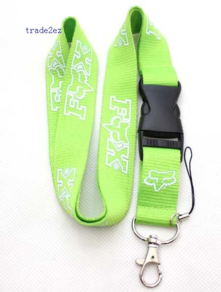 FOX Lanyard ID card Phone Strap C