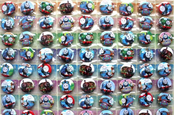 Thomas & Friends  2.5cm badge