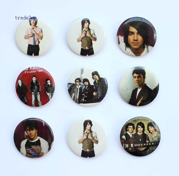 High School Musical 3cm badge