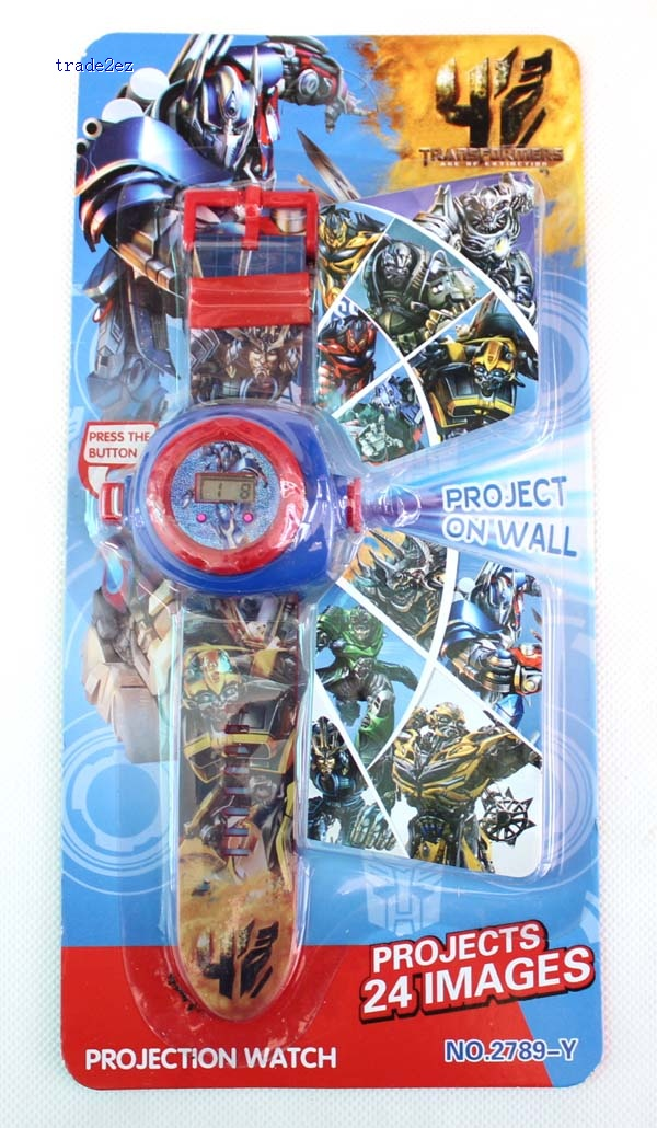 transformers projection watch 24 pictures