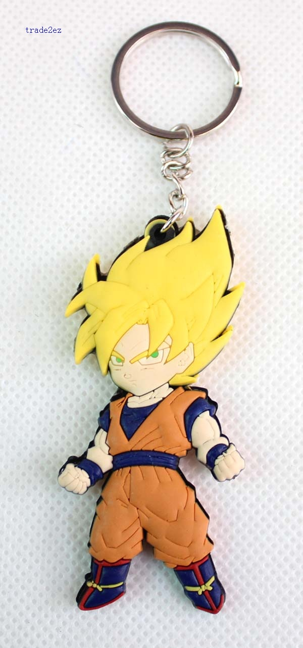 Dragon Ball Z key chain