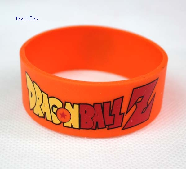 Dragon Ball Z silicone bracelet
