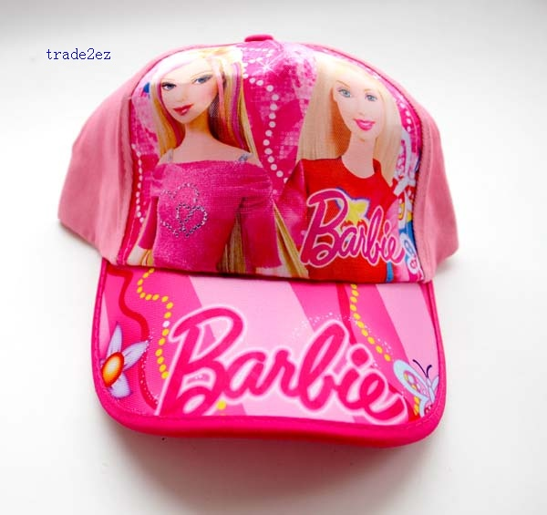 barbie Girls kids baseball cap
