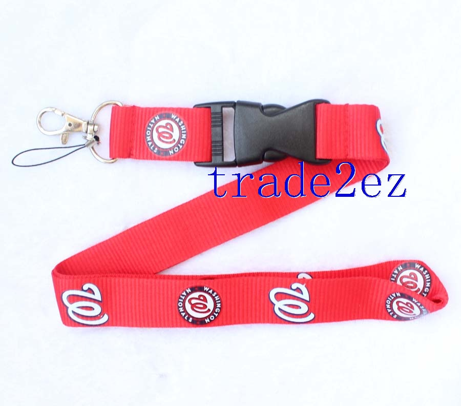 Washington Nationals Lanyard