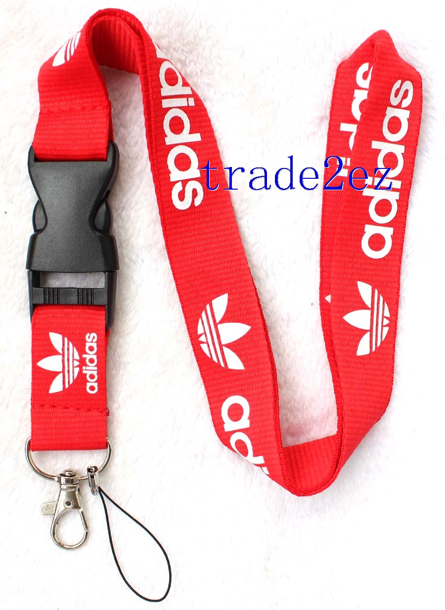 Adidas Lanyard AD Red/White