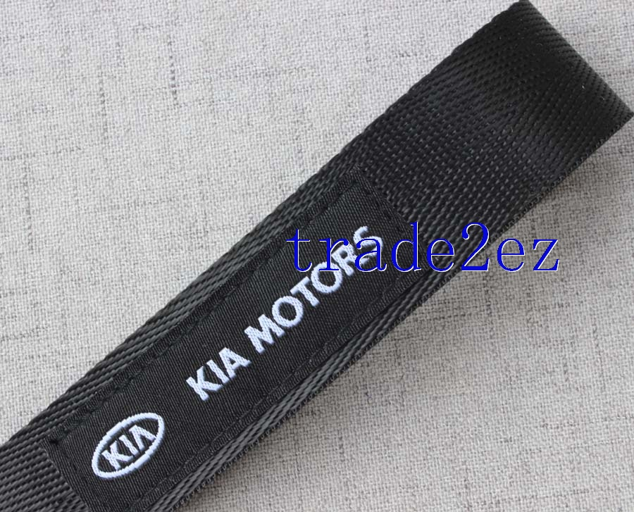 Wristband black KIA