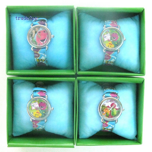 Benny cartoon children watches students wristwatch watches
