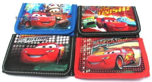 Pixar Car coin Wallets new party favor gifts