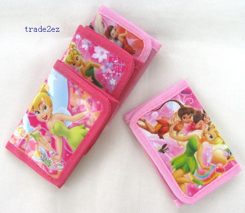Tinker bell Wallets Purses fashion wallet