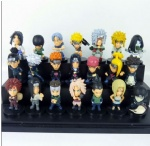 Anime Naruto 21PCS MINI CHARACTERS COLLECTION
