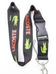 LACOSTE Lanyard ID card Phone Strap