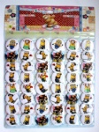 minions 4.5cm badge new