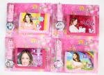 Violetta wallet and watch set