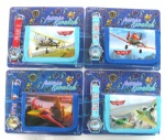 the planes watches and wallet set