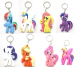 my little pone key chain