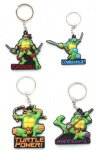 ninja Turtles key chain