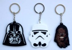 5 styles star wars key chain