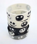 Nightmare Before Christmas silicone bracelet