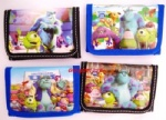 Monsters University trifold wallet