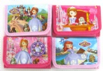 Sofia the First trifold wallet