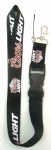 coors light drink lanyard