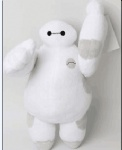 30cm baymax plush toy legs action