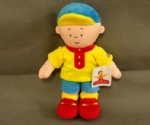 Caillou Plush Soft Stuffed Cartoon Figure