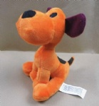 1 X Pocoyo loula dog Soft Plush