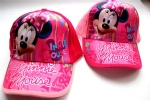minnie mouse kids baseball cap