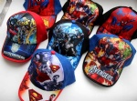 transformers batman super man baseball cap
