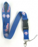 Philadelphia Phillies Fashion Neck Lanyard for MP3/4 cell phone key chain