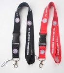 FC Bayern Munich Lanyard Red Black