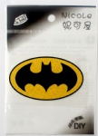 Batman Logo DIY Patch Sticker