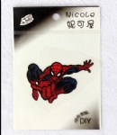Spider-Man Logo DIY Patch Sticker