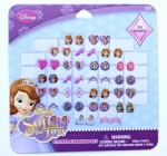Disney Sofia the First Princess Earring Sticker