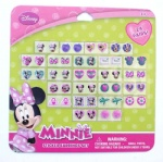 Classic Character Minnie Mouse Earring Sticker