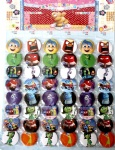 Disney Animation Inside Out  4.5cm Cartoon Badge & Buttons
