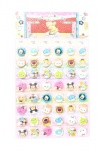 Disney CHaracter Tsum Mickey/MinnieMouse 3cm Cartoon Badge and Buttons