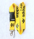 Adidas Lanyard yellow Black