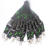 Puma Lanyard Black Green