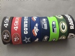 49ers Cowboys Broncos Packers Raiders NFL Bracelet