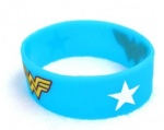 Wonder Woman DC Justice Leagure Silicone Bracelet