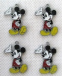 Mickey Mouse Figures Charms Pendants