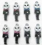 The Nightmare Before Christmas Charm key chain accessories