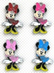 Minnie Mouse Charm key chain accessories