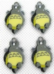 Tonari no Totoro Jewelry Making Metal Charm pendants