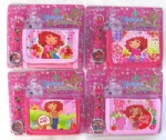 Strawberry Shortcake  kids part Set watch Wristwatch and wallet purse kids watch