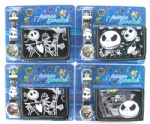 The Nightmare Before Christmas Cartoon Wallets With Watch Cute Children Cheap Watches